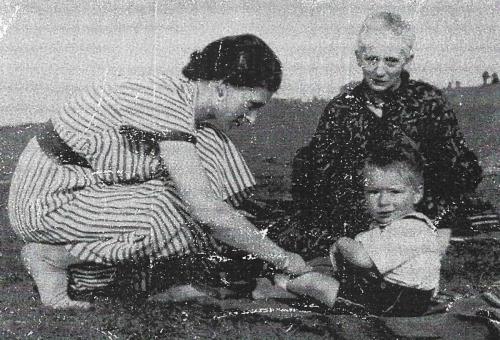 Auf dem Deich 1938