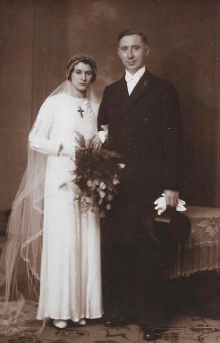 Meine Eltern 1935