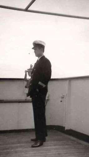 1962 zweiter Offizier