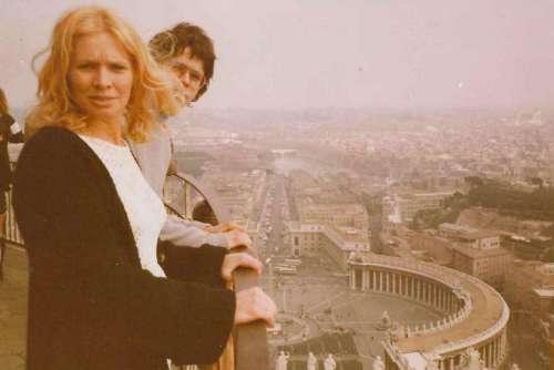 1979 Petersdom Rom