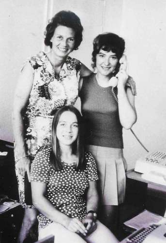 1979 Meine Schreibdamen