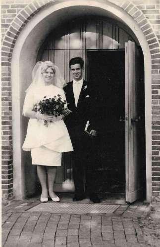 Hochzeit 29. September 1961