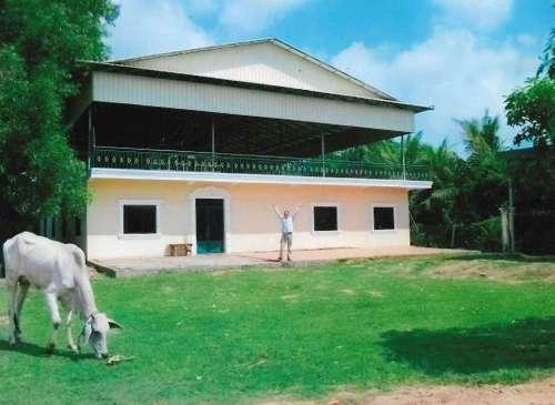 Ein Kinderhaus für 300 Kinder